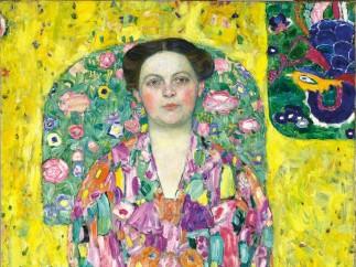 Gustav Klimt, Eugenia (Mäda) Primavesi, 1913/14