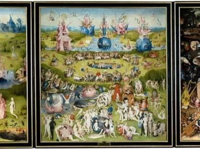 'El jardín de las Delicias' (1500 - 1505)