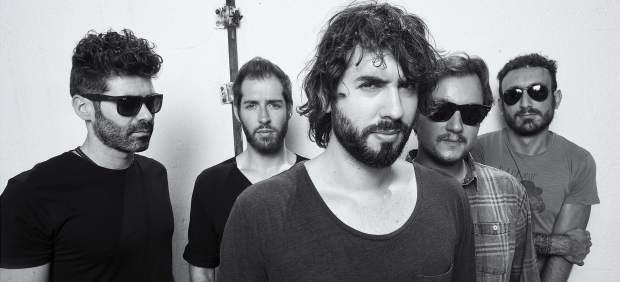 El grupo de pop-rock Izal