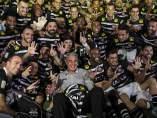 Corinthians campeón liga Brasil 2015.