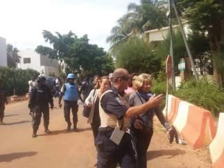 Asalto en Mali
