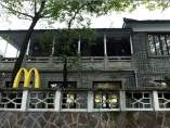 McDonald´s de la discordia en China