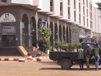 Asalto terrorista en Mali