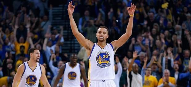 Los Warriors baten el récord histórico de victorias en la NBA: 73 en 82 partidos