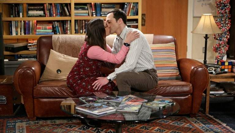 Sheldon y amy tendr n sexo en esta temporada de la serie for Decoracion piso big bang theory