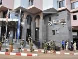 Asalto a un hotel en Mali