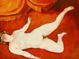 Kees van Dongen, Femme Nue Blonde, 1906