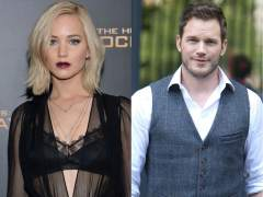 "Jennifer Lawrence: ""Me emborrach� en mi escena de sexo con Chris Pratt"""