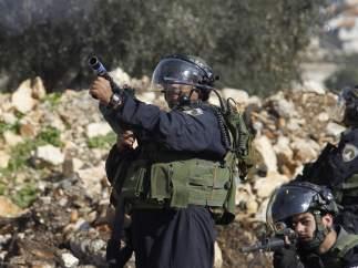 Violencia en Cisjordania