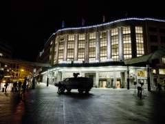 Bruselas, tomada por militares y policías