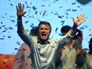 Macri presidente Argentina 2015.