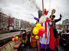 Sinterklaas, el aut�ntico Santa Claus, vive en Madrid