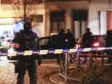 Operaci�n antiterrorista en B�lgica