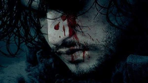 Póster Jon Snow