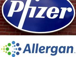 Fusión Pfizer y Allergan