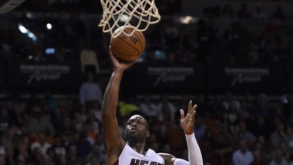 Heat Knicks 2015.