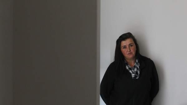 Miriam Moraleda, víctima de violencia machista