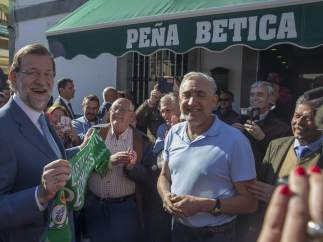 Mariano Rajoy en Andaluc�a