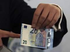 El nuevo billete de 20 euros comienza este mi�rcoles a circular