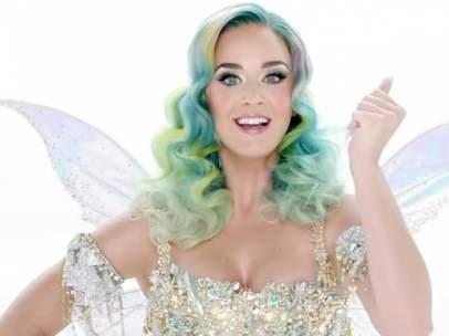 Katy Perry felicita la Navidad