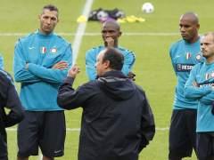 "Materazzi ataca a Ben�tez: ""Ahora el N�poles tiene a un entrenador"""