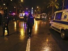 Explota en T�nez un autob�s de la guardia presidencial