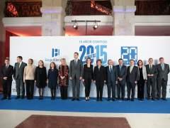 """Felipe VI: """"�Por muchos a�os, felicidades!"""""""
