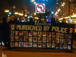 Manifestación Chicago Laquean McDonald.