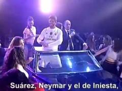 'La coladera' del Real Madrid triunfa en las redes sociales
