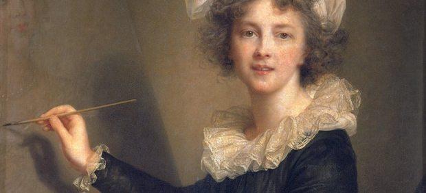 'L'Artiste exécutant un portrait de la reine Marie-Antoinette', 1790