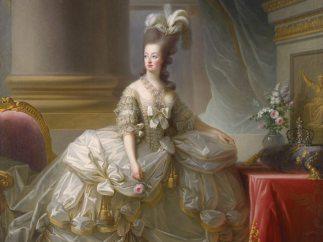 'Marie-Antoinette en grand habit de cour', 1778