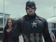 �pica pelea entre Iron Man y el Capit�n Am�rica