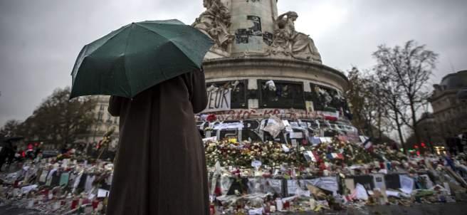 Homenaje A Las Victimas De Los Atentados De Paris