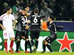 El Sevilla cae en Alemania y dice adi�s a la Champions