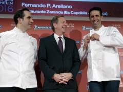 Los restaurantes Coque y Zaranda, nuevos dos estrellas Michelin