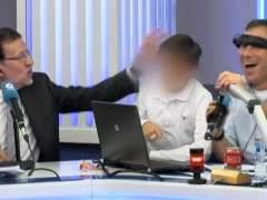 Paco Gonz�lez incit� al hijo de Rajoy a que se criticara a Lama