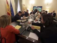 Nueve partidos se unen al pacto antiyihadista con las ausencias de IU, Podemos, PNV y CDC