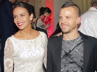 David Mu�oz y Cristina Pedroche