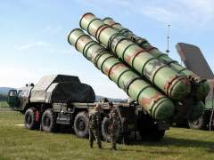 Misiles S-400 rusos