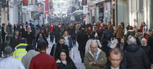 Calles de Bruselas