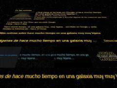 Homenaje de Google a Star Wars