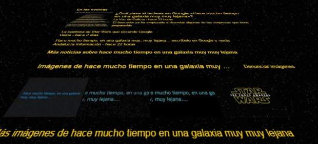 Homenaje de <stro />Google</strong>® a Star Wars&#8221; /></p> <p>Después de que <a target=