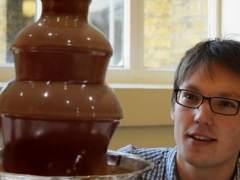 Fuentes de chocolate