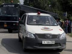 Un empleado de seguridad huye con m�s de 3 millones de d�lares en la India