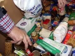 25.000 voluntarios se movilizan por 5.000 toneladas de alimentos