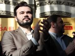 """ERC le dice a la CUP que """"sin Mas no habr� independencia"""""""