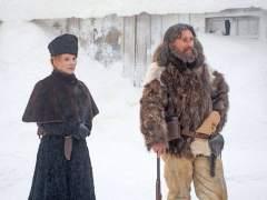 Juliette Binoche y Gabriel Byrne en 'Nadie quiere la noche'