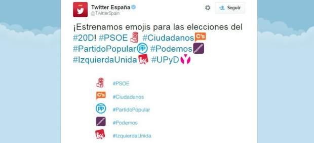 Emojis políticos