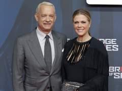 Tom Hanks revela que su esposa ha superado un c�ncer