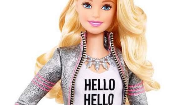 Barbie Hello